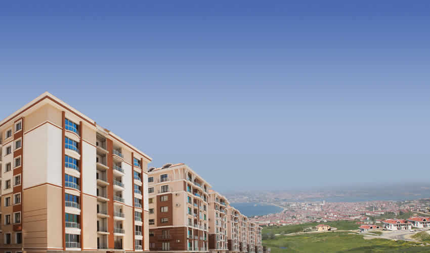 Sea View Apartment in Istanbul 1