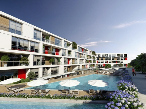 Buy Apartment At Istanbul Asian Side, Turkey 1