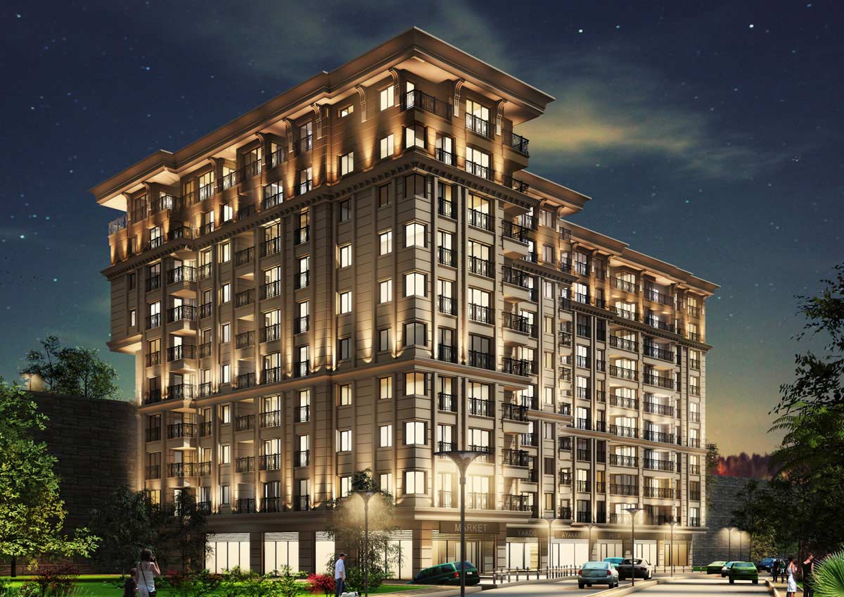 Buy Apartment in Istanbul Eyup 2
