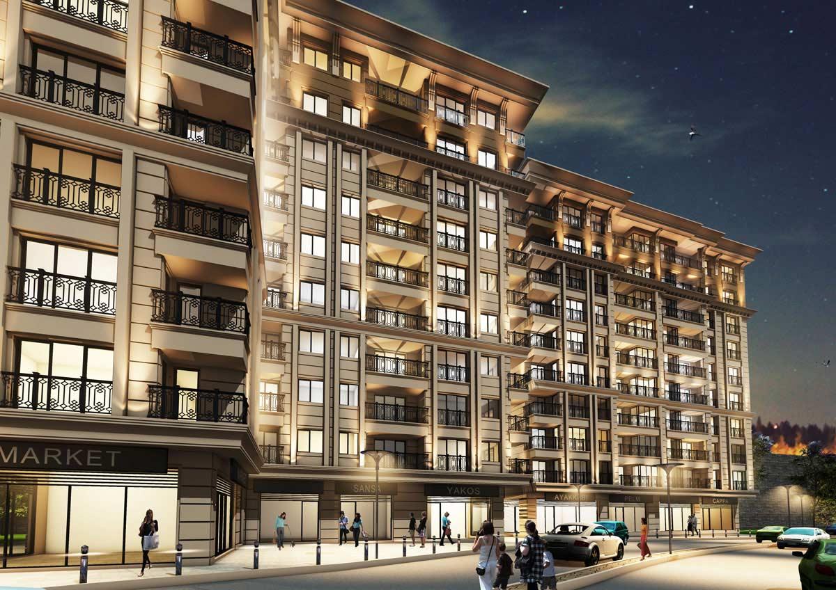 Buy Apartment in Istanbul Eyup 3