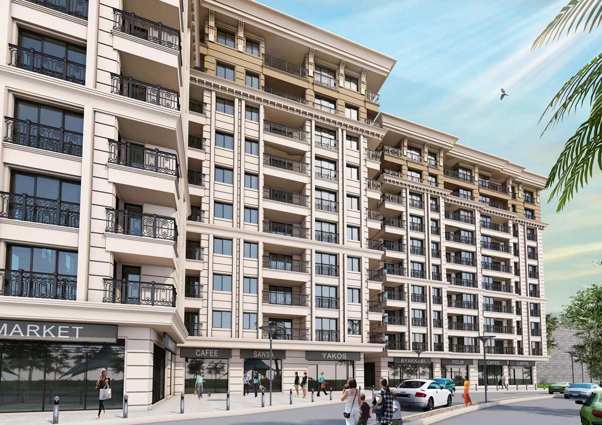 Buy Apartment in Istanbul Eyup 4