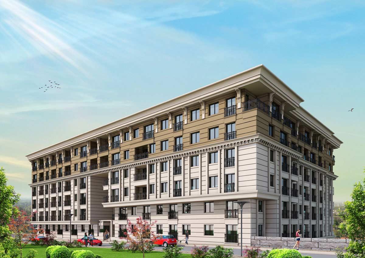 Buy Apartment in Istanbul Eyup 5