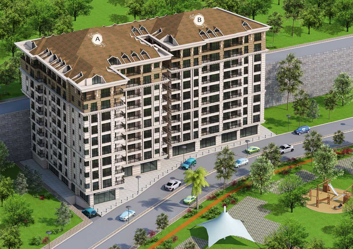 Buy Apartment in Istanbul Eyup 7