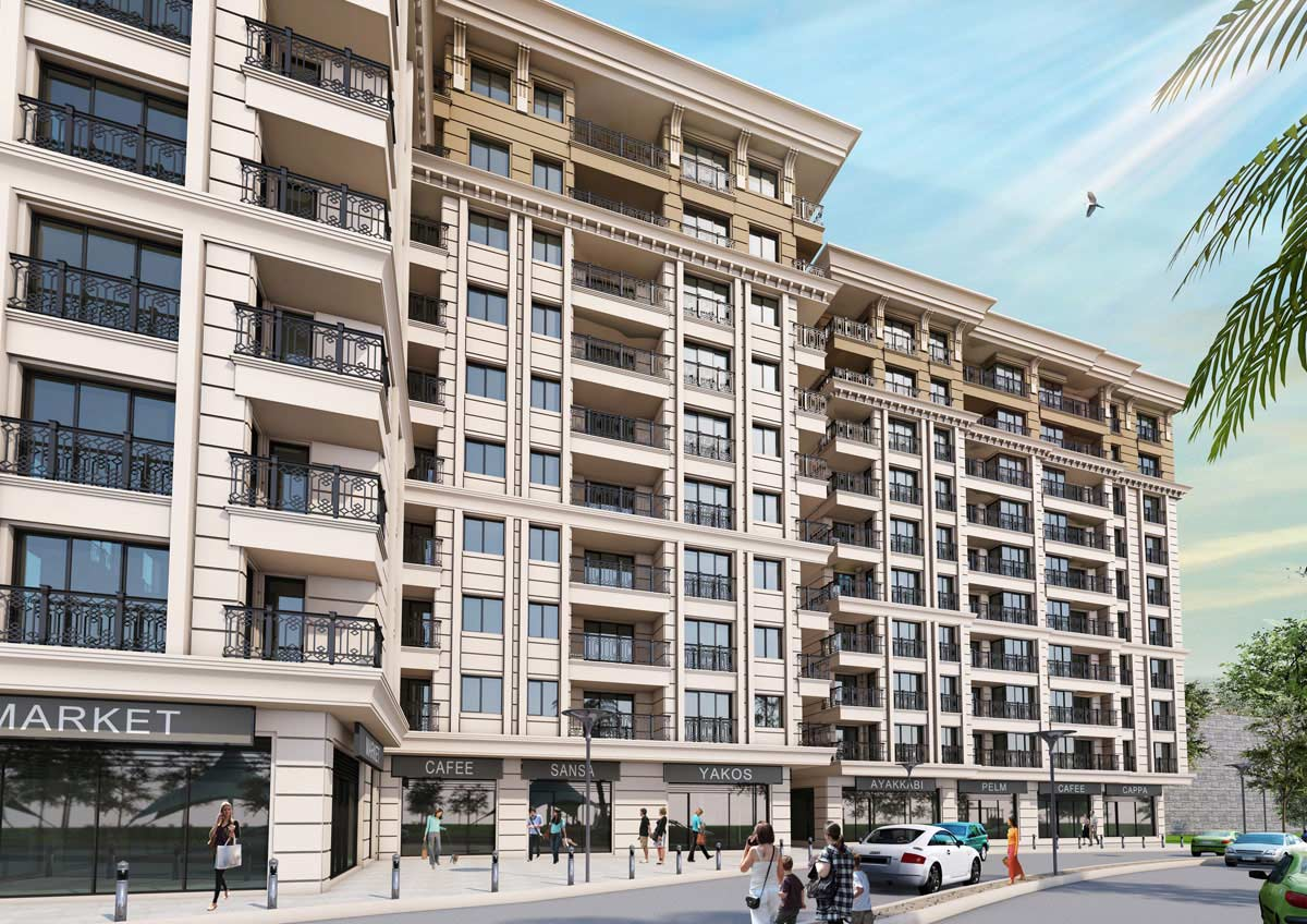 Buy Real Estate in Istanbul Center 1