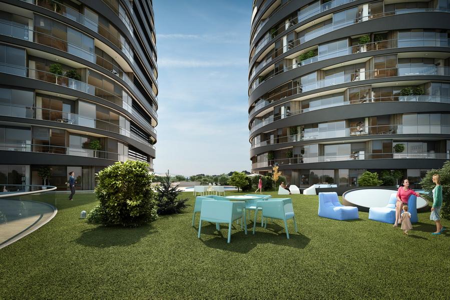 Buy Seaview Apartment in Istanbul Turkey 2