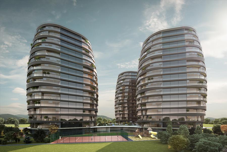 Buy Seaview Apartment in Istanbul Turkey 3