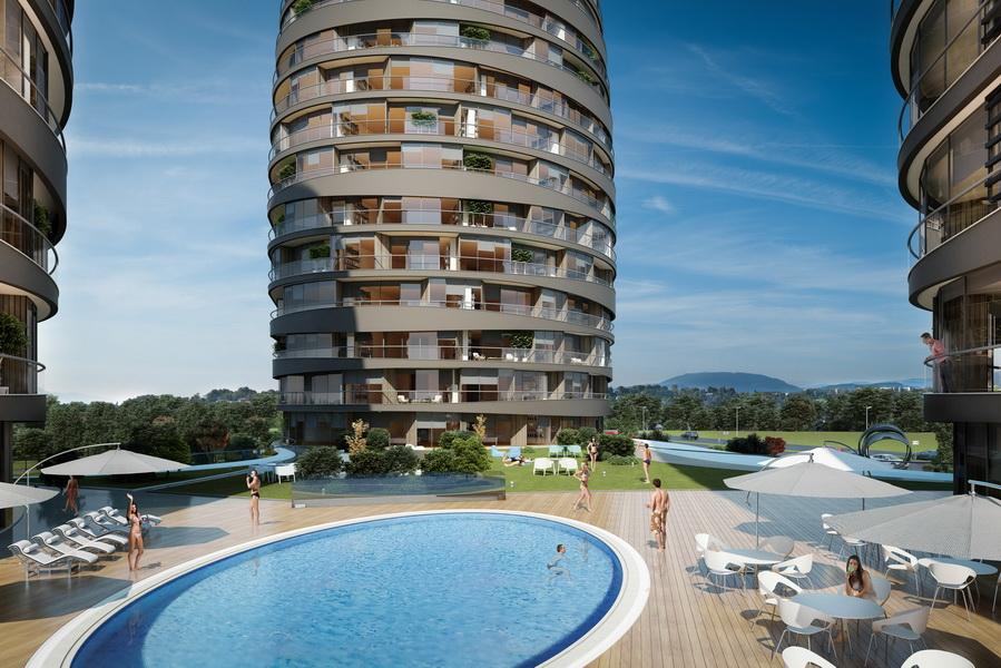 Buy Seaview Apartment in Istanbul Turkey 5