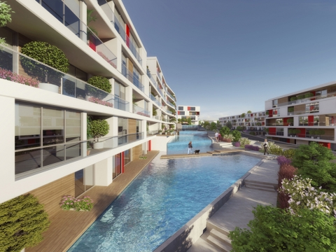 Istanbul Turkish Flats For Sale 5