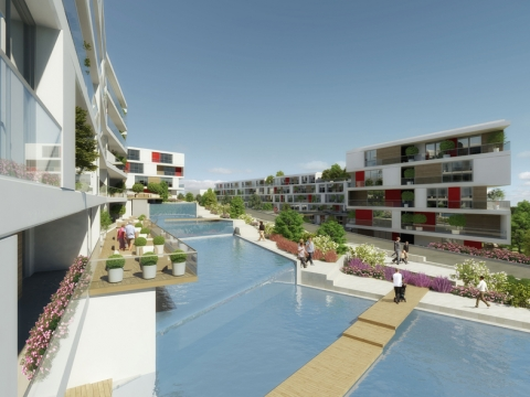 Istanbul Turkish Flats For Sale 1