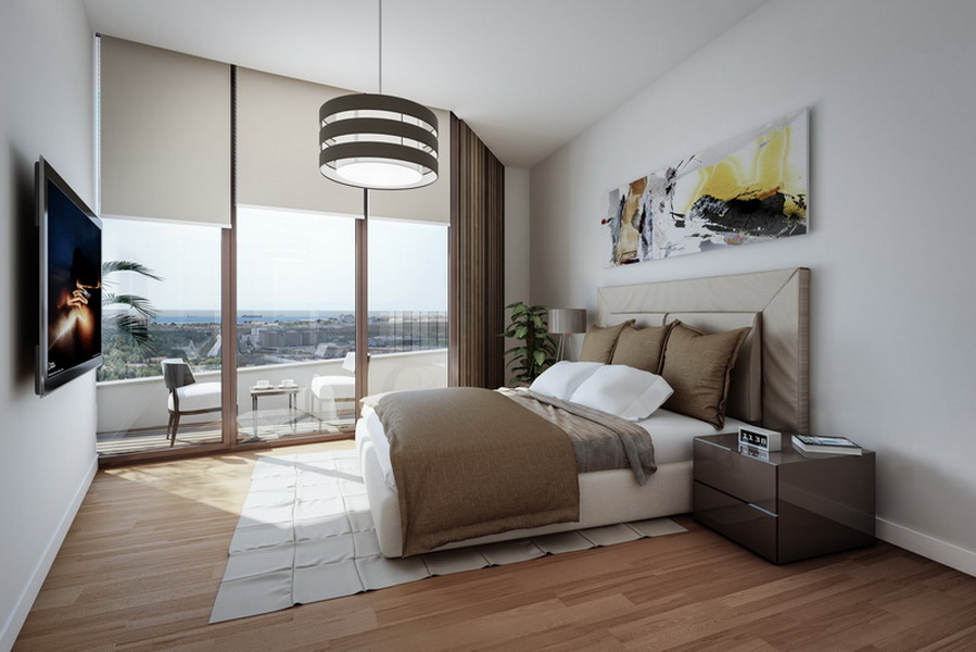 Real Estate in Istanbul with Seaview 10