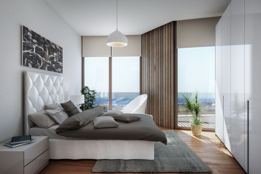 Real Estate in Istanbul with Seaview 14