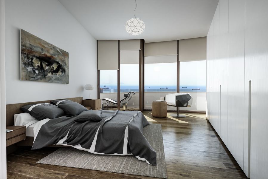 Real Estate in Istanbul with Seaview 16