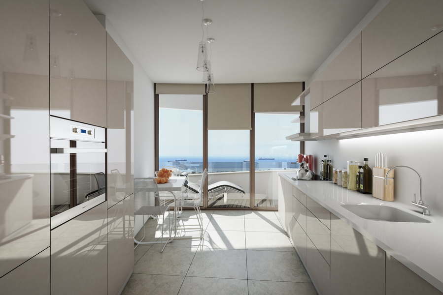 Real Estate in Istanbul with Seaview 17