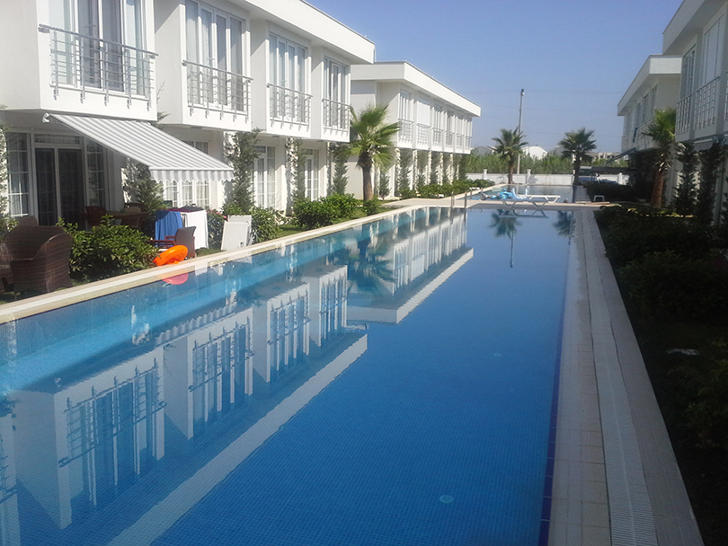 Villas for sale in Antalya Lara 2