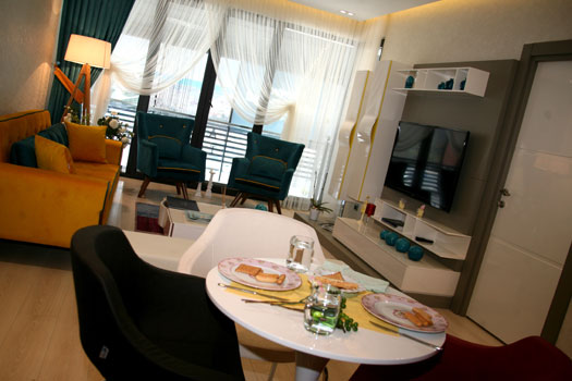 Buy Apartment In Istanbul Center 11
