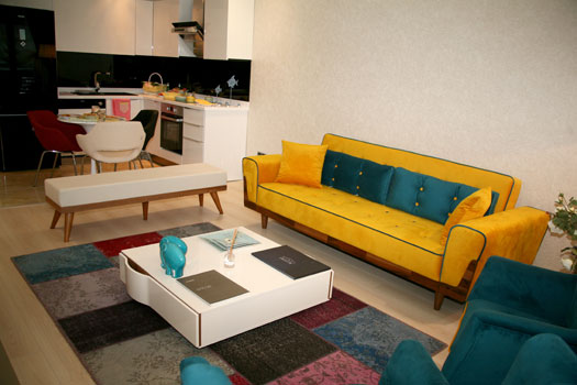Buy Apartment In Istanbul Center 12