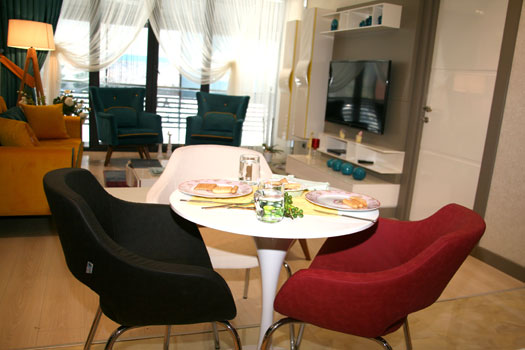 Buy Apartment In Istanbul Center 13