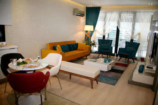 Buy Apartment In Istanbul Center 15
