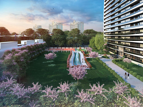 Buy Apartment In Istanbul Center 8