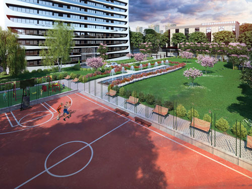 Buy Apartment In Istanbul Center 9