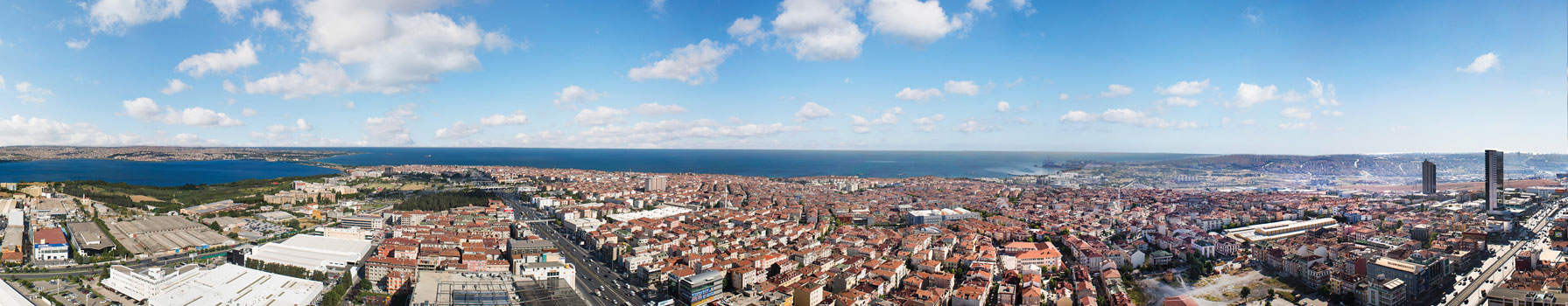 Istanbul Downtown Sea View Apartments 10