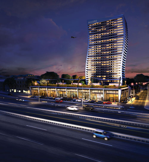 Istanbul Downtown Sea View Apartments 5