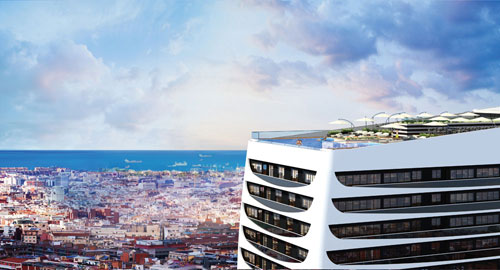 Istanbul Downtown Sea View Apartments 1
