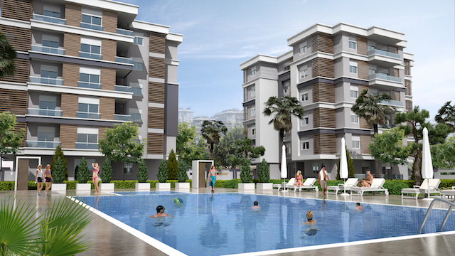 Turkish Property For Sale By Sea Side 1