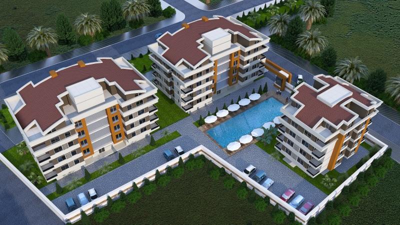 Sea Side Property In Antalya Turkey 5