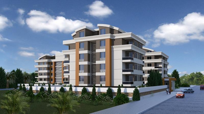 Sea Side Property In Antalya Turkey 3