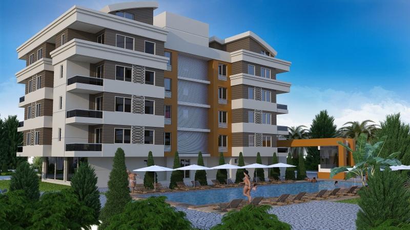 Sea Side Property In Antalya Turkey 4