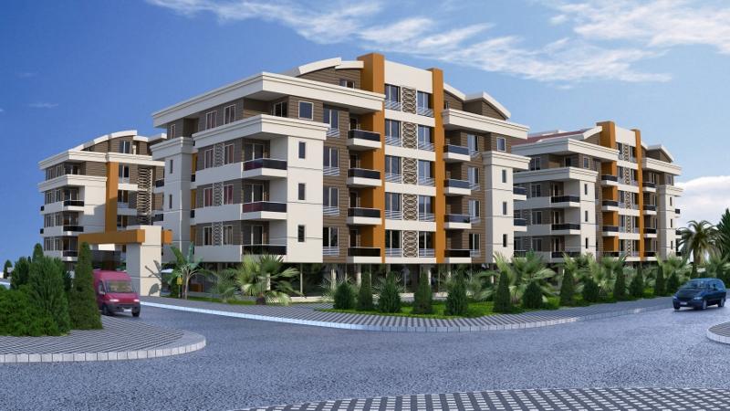 Sea Side Property In Antalya Turkey 1