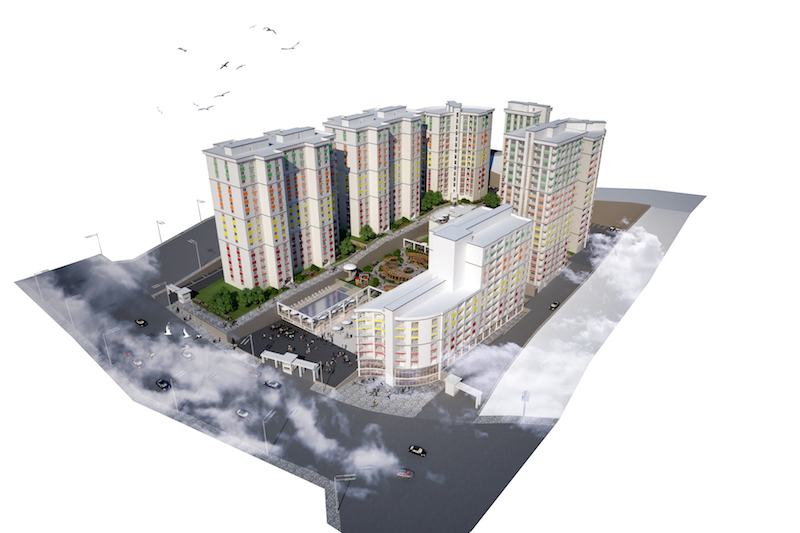 Buy Investment Apartment In Istanbul 13