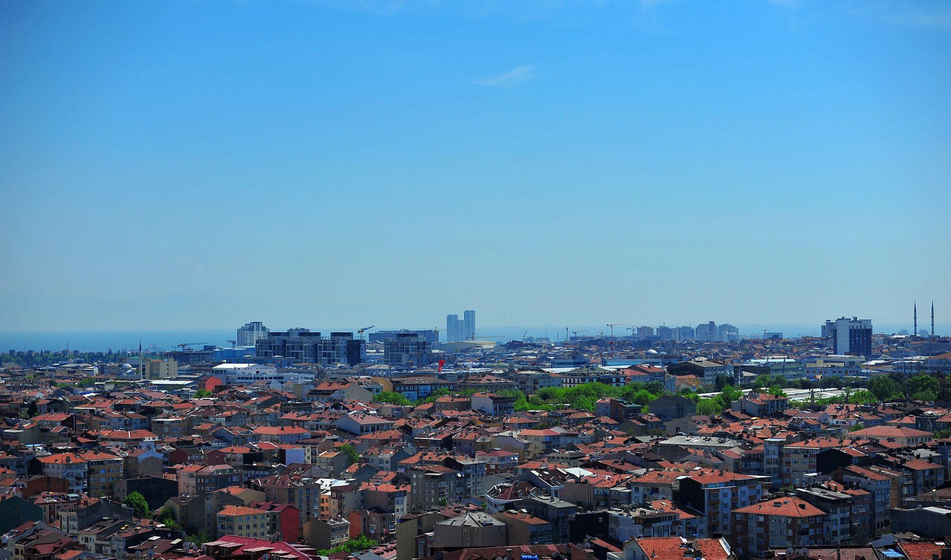 Sea View Real Estate Villa In Istanbul 4