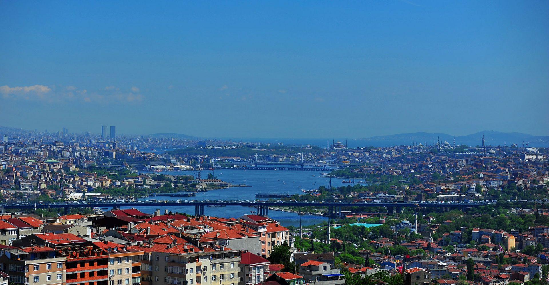 Sea View Real Estate Villa In Istanbul 1