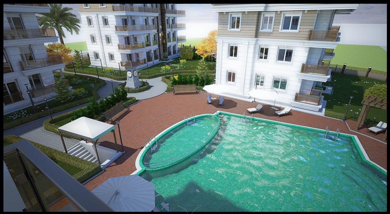 Buy Luxury Property in Antalya Turkey 1