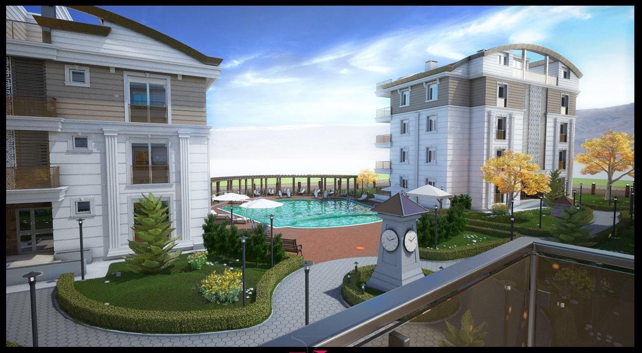 Buy Luxury Property in Antalya Turkey 5