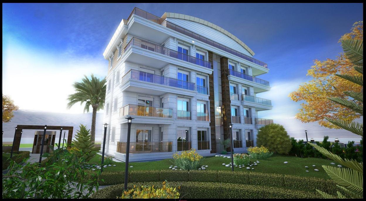 Buy Luxury Property in Antalya Turkey 6