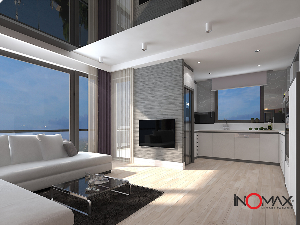 Seaside Apartments for Sale in Antalya 17
