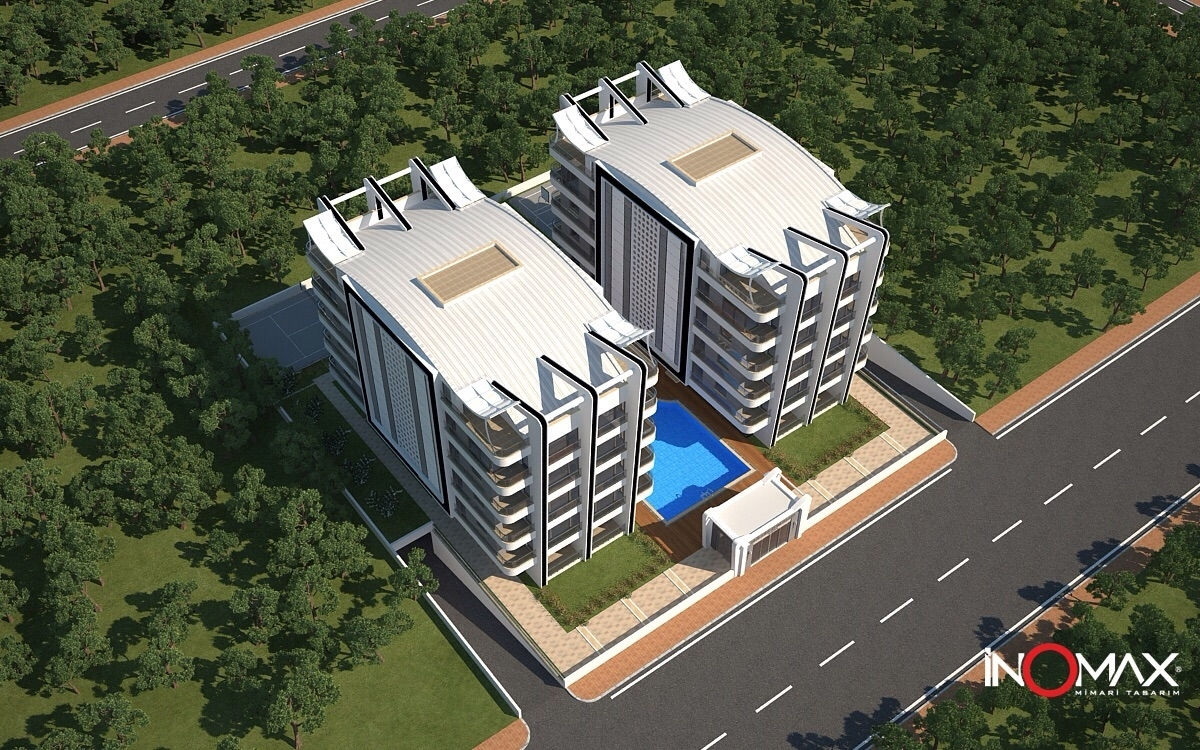 Seaside Apartments for Sale in Antalya 2