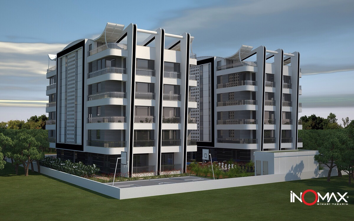 Seaside Apartments for Sale in Antalya 3
