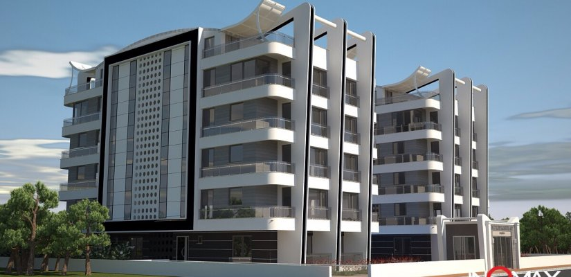 Seaside Apartments for Sale in Antalya 4
