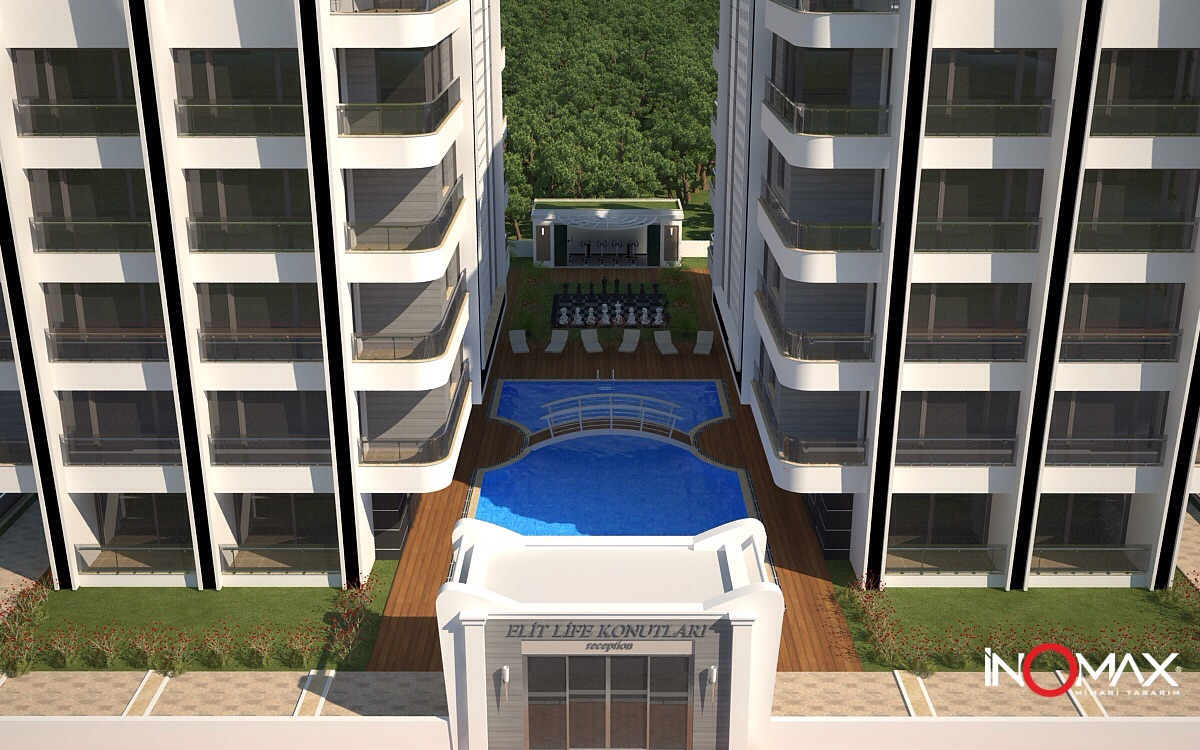 Seaside Apartments for Sale in Antalya 1