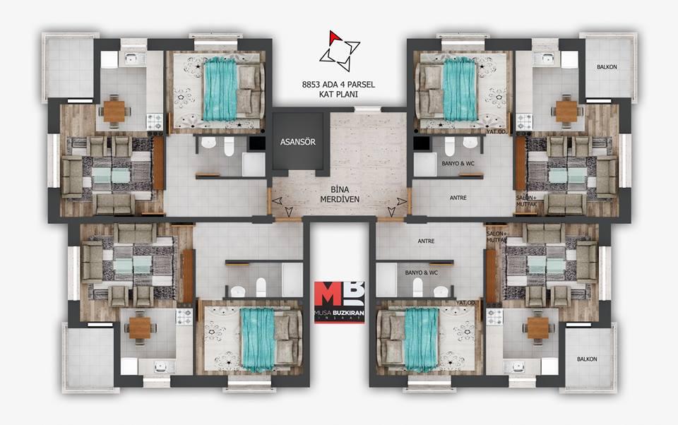 Luxury Antalya Real Estate for Sale 13
