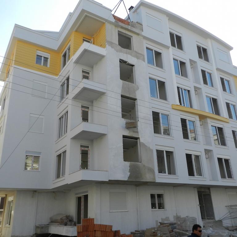 Newly Built Apartments in Antalya 1