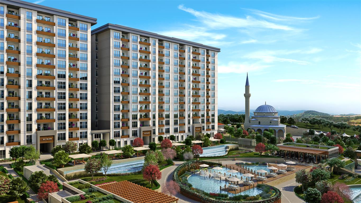 Apartment For Sale in Istanbul with Sea View 8