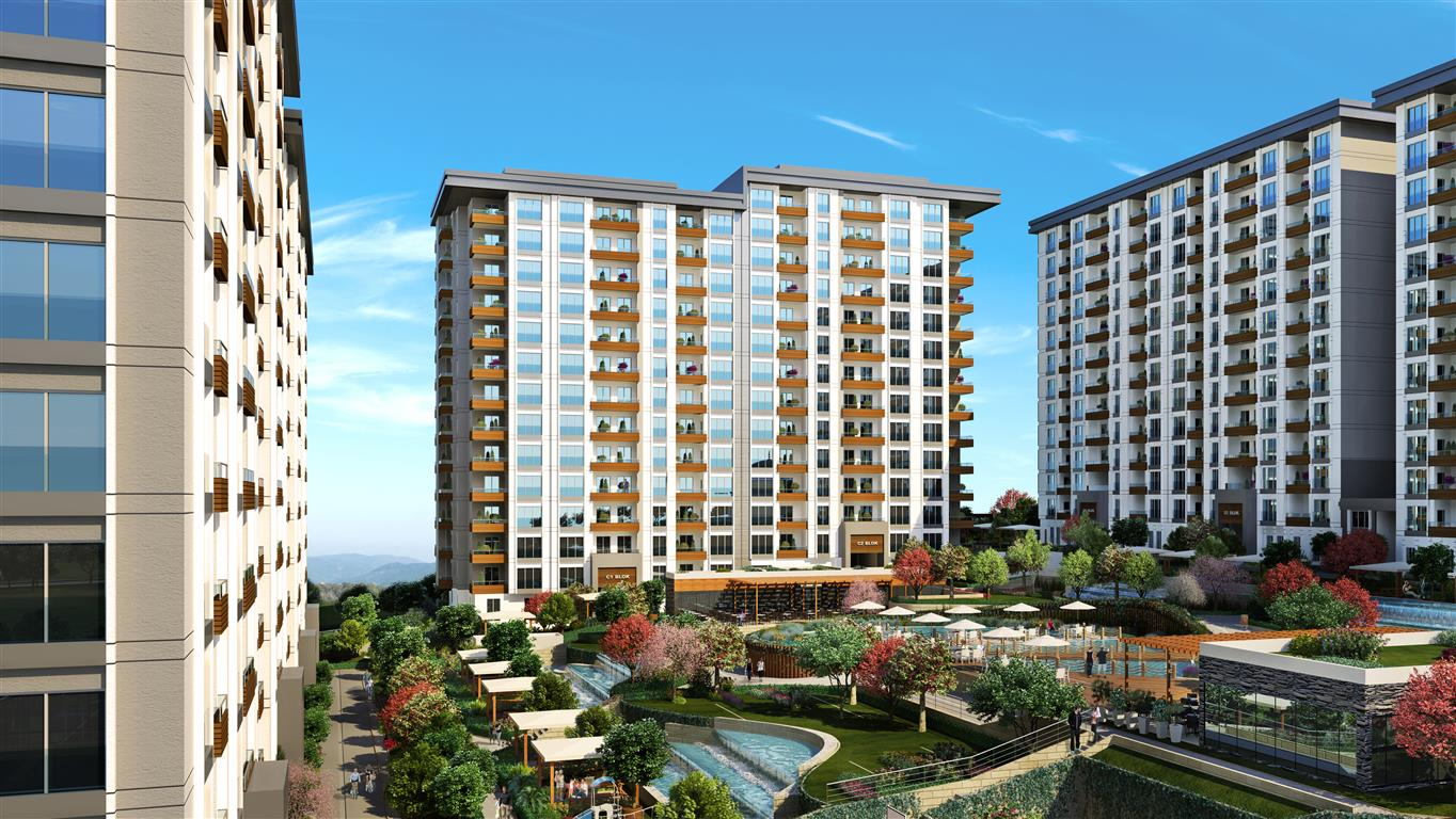 Apartment For Sale in Istanbul with Sea View 7