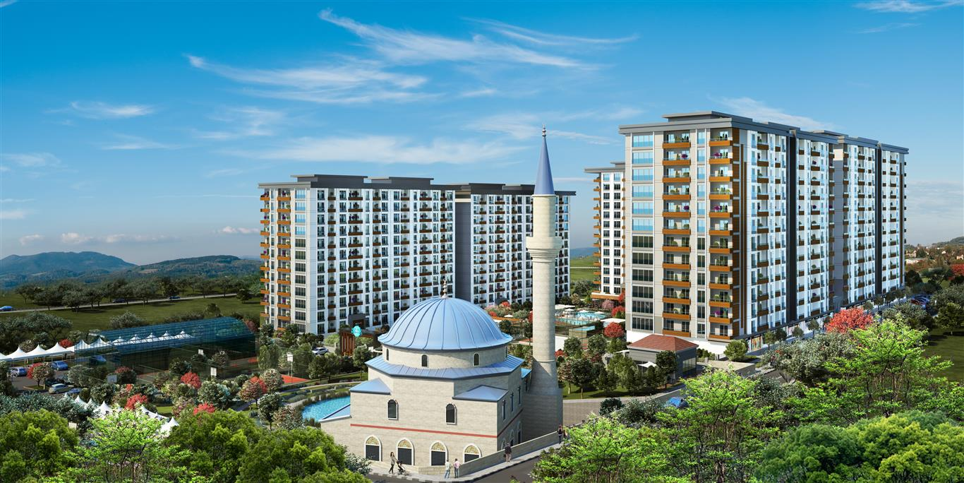Apartment For Sale in Istanbul with Sea View 17