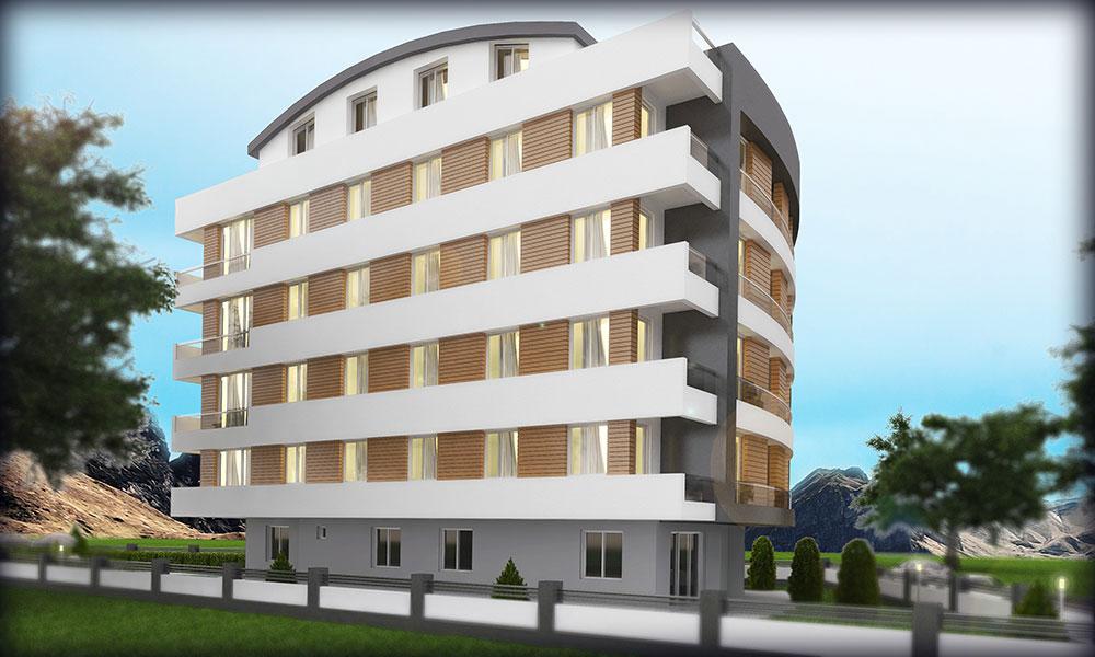 New Luxury Property in Turkey 2