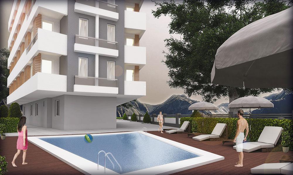 New Luxury Property in Turkey 1